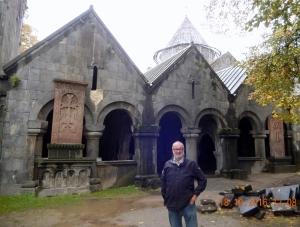 Armenien Kloster Sanahin 2016 10 18