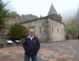 Armenien Kloster von Geghard