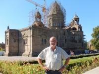 Armenien Kathedrale Etschmiadsin
