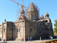 Armenien Kathedrale Etschmiadsin Deckblatt 2016 10 16