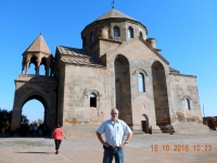 Armenien Kathedrale Etschmiadsin Hripsime Kirche