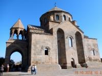 Armenien Kathedrale Etschmiadsin Hripsime Kirche Deckblatt 2016 10 16