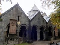 Armenien Kloster Sanahin Deckblatt 2016 10 18