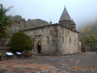 Armenien Kloster von Geghard Deckblatt 2016 10 20