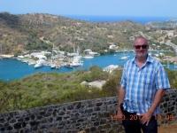 Antigua und Barbuda Marinewerft Nelsons Dockyard