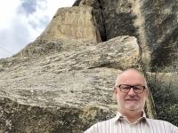 Aserbaidschan Felsbilder und Kulturlandschaft von Gobustan