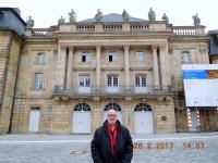 Deutschland Markgräfliches Opernhaus Bayreuth