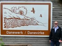 Deutschland Archäologischer Grenzkomplex Haithabu und Danewerk Tafel 2