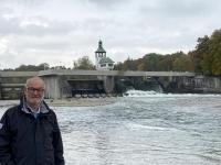 Deutschland Augsburger Wassermanagementsystem Hochablass Lechwehr