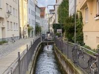 Deutschland Augsburger Wassermanagementsystem Lechkanäle Kopfbild