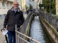 Deutschland Augsburger Wassermanagementsystem Lechkanäle