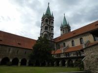 Deutschland Naumburger Dom Kopfbild 1