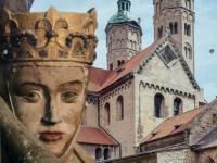 Deutschland Naumburger Dom Tafel 1