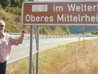 Deutschland Oberes Mittelrheintal Tafel