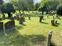 Deutschland SchUM Stätte Worms Jüdischer Friedhof Kopfbild