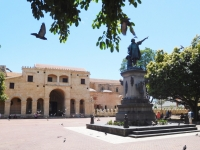 Dominikanische Republik Santo Domingo Kopfbild