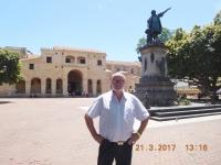 Dominikanische Republik Stadtbereich Santo Domingo