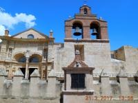 Dominikanische Republik Stadtbereich Santo Domingo Kopfbild