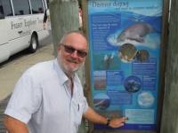 Australien Fraser Island Tafel