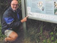 Australien Greater Blue Mountains Tafel