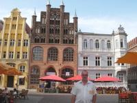 Deutschland Altstädte von Stralsund 2009 08 08