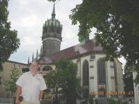 Deutschland Luthergedenkstätten Wittenberg 2009 08 03