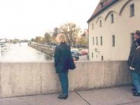 Deutschland-regensburg-altstadt
