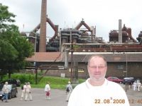 Deutschland Völklinger Hütte 2008 08 22