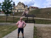 Belarus Weißrussland Architektonisches Erbe in Nieswiez