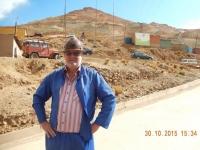 Bolivien Potosi Stadt und Silberminen