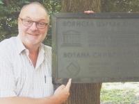 Bulgarien Kirche von Bojana Tafel
