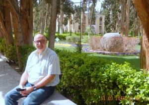 Iran Persische Gärten Kashan Fin Garten 11 03