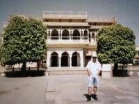Indien Jaipur Rajasthan 24 04 2001