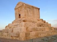 Iran Pasargadae Unescobild oben