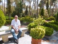 Iran Persische Gärten Isfahan Tschehel Sotun 12 03