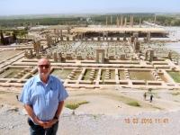Iran Ruinen von Persepolis