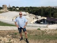 Italien Syrakus und Felskammergräber Pantalica 2