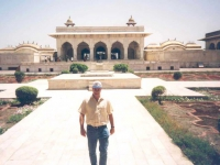 Indien-agra-rotes-fort