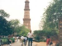 Indien-kutub-minar-in-delhi