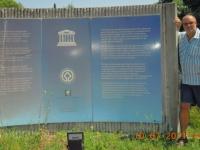 Italien-aqulileia-archäologische-stätten-und-basilika-tafel