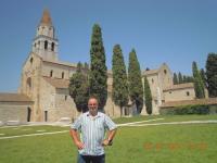 Italien Aqulileia Archäologische Stätten und Basilika