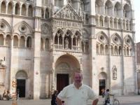 Italien Ferrara Stadt der Renaissance