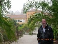 Italien-padua-botanischer-garten
