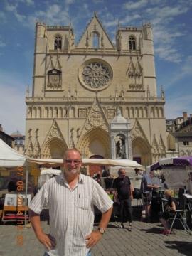 Frankreich Historische Stätten in Lyon