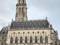 Frankreich Belfriede Arras