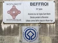 Frankreich Belfriede Cambrai Tafel 1