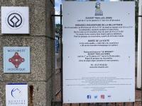 Frankreich Bergbaugebiet Nord Pas Fosse Delloy Tafel 1