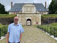 Frankreich Festungsanlagen Vabaun Zitadelle Arras