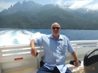 Frankreich Kap Girolata und Scandola