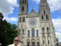 Frankreich Kathedrale Chartres
